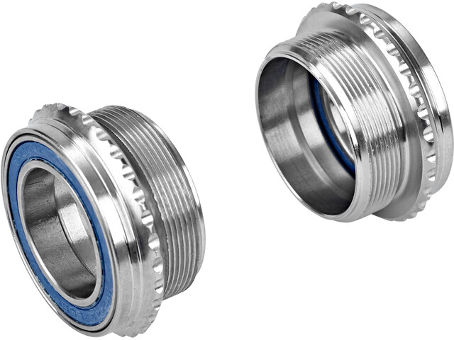 Rotor Track ITA Bottom Bracket 24 mm silver